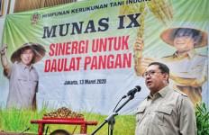 Jadi Ketum Lagi di Tengah Dualisme HKTI, Fadli Zon Suarakan Reunifikasi - JPNN.com