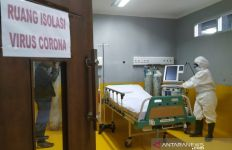 Pasien Corona Masuk RS Senin, Selasa Meninggal Dunia - JPNN.com