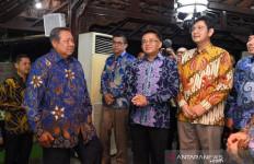 Bersilaturahmi ke Cikeas, Presiden PKS Bahas Pilkada 2020 dengan SBY - JPNN.com