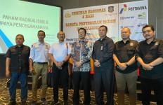 Azis Syamsuddin Bicara Radikalisme di Seminar DPN Sahabat Polisi - JPNN.com