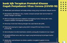 Bank BJB Terapkan Protokol Khusus Cegah Penyebaran Virus Corona - JPNN.com