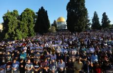 Masjid Al Aqsa di Yerusalem Ditutup untuk Umum - JPNN.com