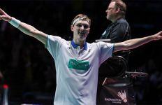 Viktor Axelsen Menangis Setelah Pukul CTC di Final All England 2020 - JPNN.com