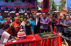 Nama Kabupaten Tobasa Berubah, Masyarakatnya Harus Lebih Maju - JPNN.com