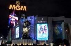 Pestanya Bubar, Kasino-Kasino Mewah Las Vegas Tutup Gegara Corona - JPNN.com