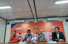 Pernyataan Pelatih Persija soal Penundaan Kompetisi karena Covid-19 - JPNN.com
