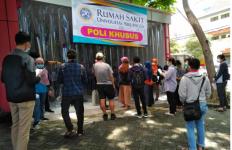 Tolong, RS Unair Kewalahan Melayani Pasien Tes Covid-19 - JPNN.com