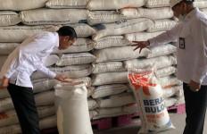 Jokowi Mendadak Datangi Gudang Bulog, Ada Apa? - JPNN.com