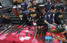 Usut Penganiayaan, Polda Metro Jaya Bongkar Kepemilikan Senpi Ilegal - JPNN.com