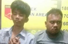 Perampas Ponsel Salvani Alfitri Akhirnya Ditangkap, Satu Pelakunya Berstatus Mahasiswa - JPNN.com