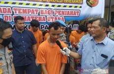 Dua Pembunuh Driver Taksi Online Ini Ternyata Kakak Beradik, Nih Fotonya - JPNN.com