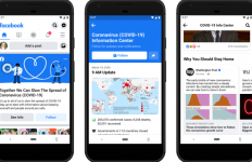 Facebook Luncurkan Pusat Informasi Corona di Platformnya - JPNN.com