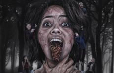 Anggika Bolsterli Tampil Menyeramkan di Poster Film Ghibah - JPNN.com