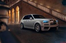 Resep Spofec Bikin Rolls-Royce Cullinan Makin Gahar - JPNN.com