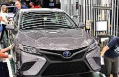 Gegara Corona, Toyota Memperpanjang Penutupan Pabrik di Amerika Utara - JPNN.com