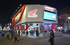 Pasar Lesu, AHM Revisi Target Penjualan Motor Honda - JPNN.com