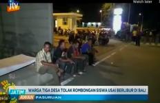 Wabah Virus Corona, Warga Tolak Rombongan Pelajar yang Pulang Liburan dari Bali - JPNN.com