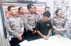 Tiga Bulan Buron, SopirTruk yang Bikin Bripka Suryanto Tewas Akhirnya Ditangkap di Riau - JPNN.com