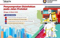 Ada Pencegahan Corona di 5 Titik Jakarta Selatan Besok Pagi - JPNN.com