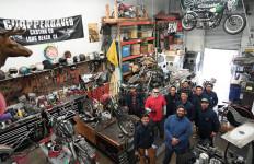 Keseruan Suryanation Motorland di Markas Mooneyes dan Chopper Dave - JPNN.com