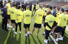 Kena Dampak Corona, FC Barcelona Krisis Keuangan - JPNN.com