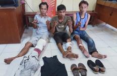 Gondol Susu dan Rokok dari Minimarket, Tiga Bandit Kambuhan Ini Didor Polisi - JPNN.com