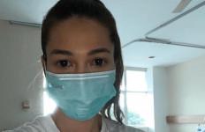 Andrea Dian Jalani Karantina di Wisma Atlet - JPNN.com
