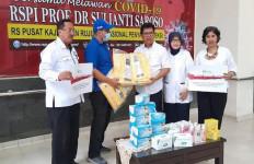 Dukung Penanganan Virus Corona, Human Initiative Distribusikan Alat Pelindung Diri untuk Tenaga Kesehatan - JPNN.com