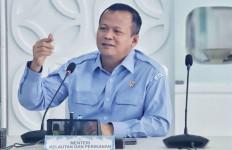 Menteri Edhy Prabowo Tiba-tiba Mencopot Jabatan Zulficar Mochtar - JPNN.com