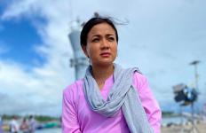 Nirina Zubir: Maaf Belum Bisa Terima Tamu  - JPNN.com