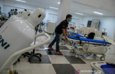 Alhamdulillah, Ada Kabar Baik dari RS Darurat Wisma Atlet - JPNN.com