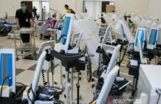 Ini Kriteria Pasien yang Bisa Dirawat di RS Darurat Corona Wisma Atlet - JPNN.com