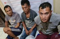 Tiga Pencuri Mobil Bu Heltati Itu Ditangkap di Lampung, nih Tampangnya - JPNN.com