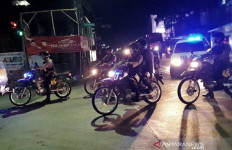 Polda Jabar Patroli Besar-besaran - JPNN.com