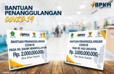 BPKH Beri Dana Bantuan Rp5 Miliar untuk Perkuat Penanganan Covid-19 - JPNN.com