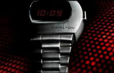 Hamilton Segera Rilis Reinkarnasi Jam Tangan Digital Pertama di Dunia - JPNN.com