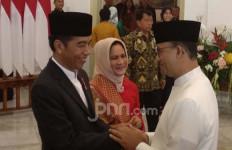 Anies Baswedan Sampaikan Belasungkawa Atas Meninggalnya Ibunda Jokowi - JPNN.com