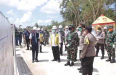 Pembangunan Rumah Sakit Khusus COVID-19 di Galang Batam Capai 78 Persen - JPNN.com