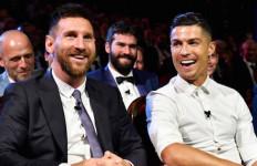 Lawan Virus Corona, Ronaldo Sumbang Rp 17,7 Miliar, Berapa Besaran Bantuan Messi? - JPNN.com