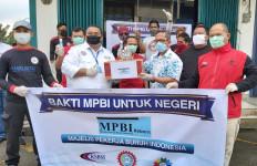 Cegah Penyebaran Virus Corona, MPBI Bagikan 20 Ribu Hand Sanitizer - JPNN.com