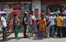 Hari Pertama Lockdown di India, Kekacauan di Mana-Mana - JPNN.com