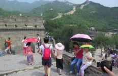 Paruh Pertama 2021, Pendapatan Pariwisata China Diprediksi Tembus Rp 2.854 Triliun - JPNN.com