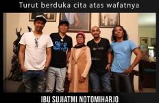 Ibunda Presiden Jokowi Meninggal, Slank Turut Berduka - JPNN.com