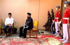 Cerita Bamsoet Saat Melayat Almarhumah Ibunda Jokowi - JPNN.com