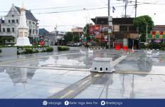 Astaga, Miniatur Sumbu Filosofi Yogyakarta Dicuri - JPNN.com
