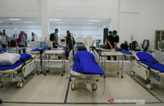 Update Corona 11 Juli: Data dari RS Darurat Wisma Atlet, Tetap Semangat! - JPNN.com