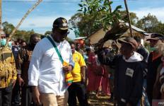 Masyarakat Yumame Papua Barat Usir Virus Corona dengan Cara Ini - JPNN.com