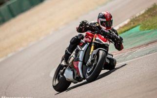 Ducati Streetfighter V4 Terinspirasi dari Wajah Joker