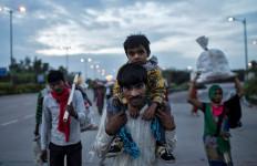Warga Miskin Sengsara, India Kapok Terapkan Lockdown Corona - JPNN.com