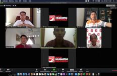 Mematuhi Anjuran Social Distancing, PSI Gelar Wawancara Online dengan Tiga Bakal Calon Wali Kota Surabaya - JPNN.com